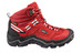 Keen Wanderer Mid WP Shoes Women Chili Pepper/Gargoyle